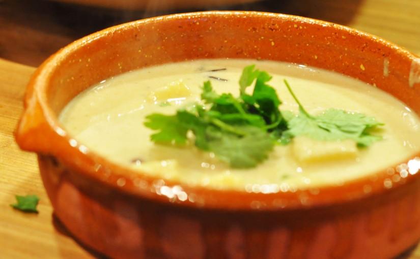 Rask thai curry tilhverdags