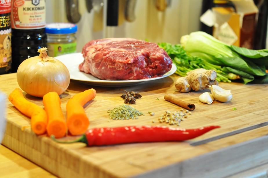 storfe høyrygg asiatisk - pho_ingredienser
