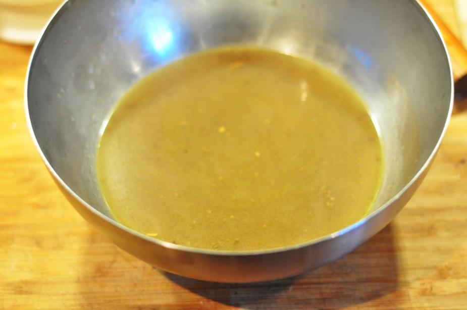 kjøtt poteter og sopp soppkraft ferdig
