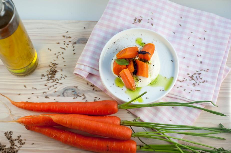 gulrot salat med urteolje og indiske krydder (13)
