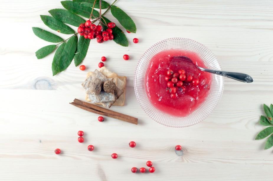 flytende rognebær gele (39)