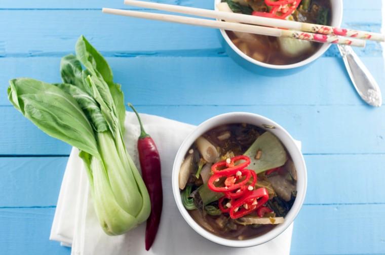 Ramen med grønnsaker (1)
