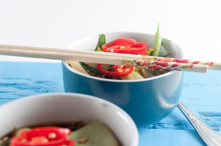 Ramen med grønnsaker (7)