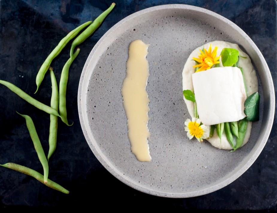 torsk med knutekålpure og aspargesbønner (67)