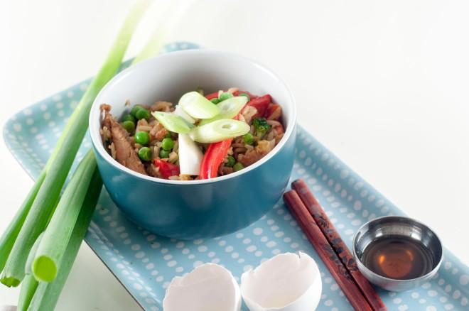 egg fried rice restemiddag (13)